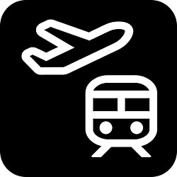 Airport & train station transfer