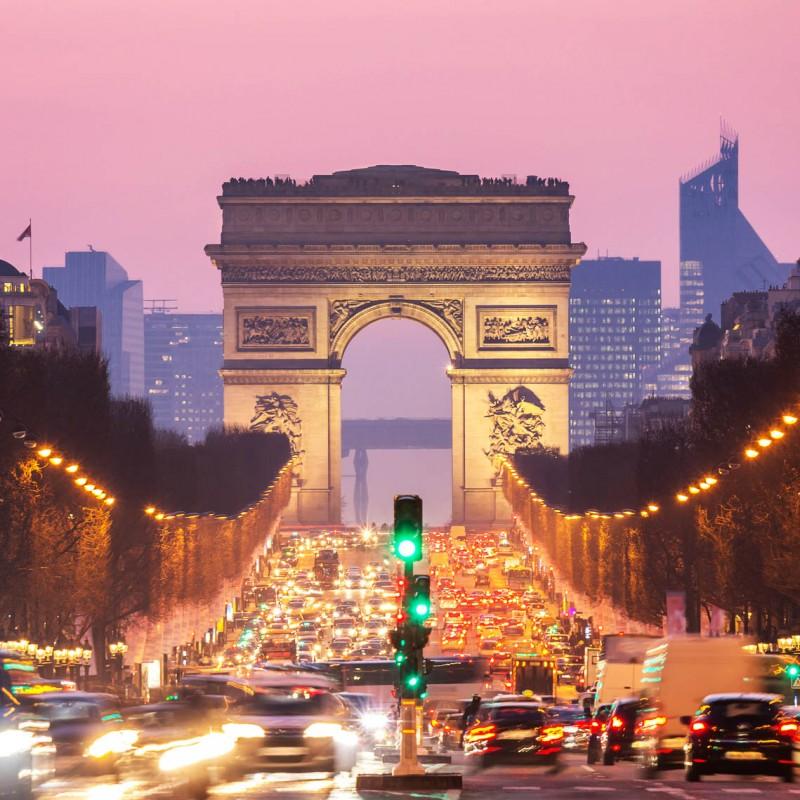 City Tour of Paris - Full or half day tour