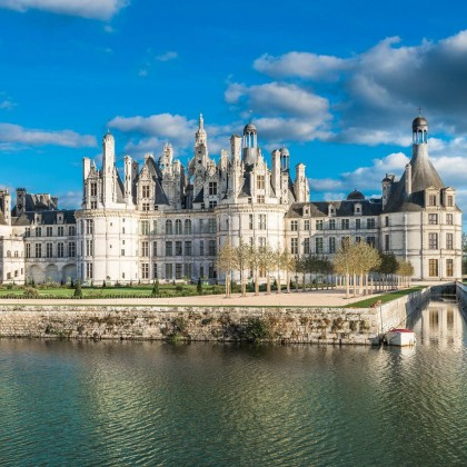 Loire Valley Castles Tour - Full day tour