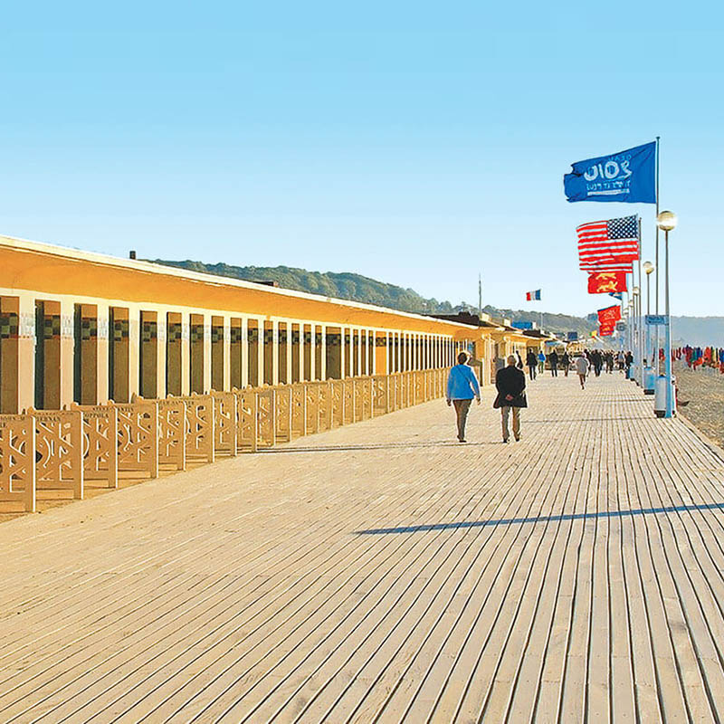 Deauville - Full day tour