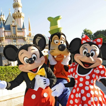 Orly > Disney Land