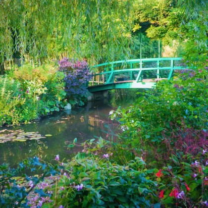 Giverny Claude Monet - Half day tour