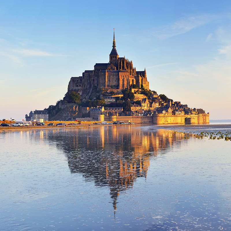 Outing to Mont Saint Michel - Full day tour