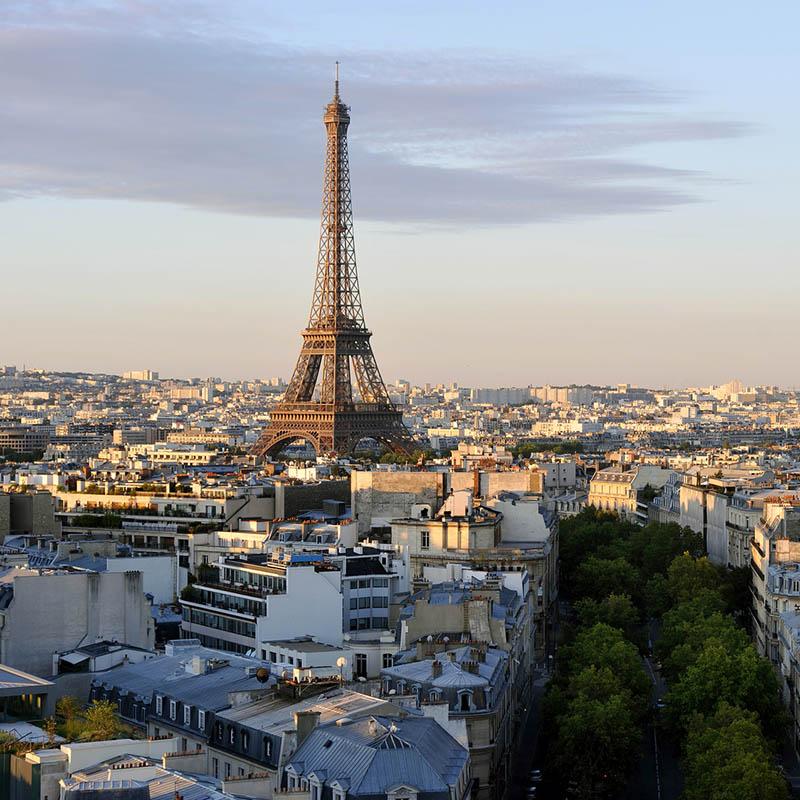 Train stations > Paris