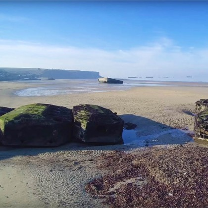 Circuit of Normandy Landing beaches - Full day tour
