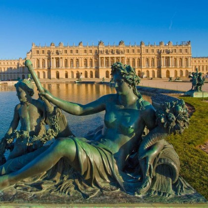 Outing to Versailles - Full or half day tour